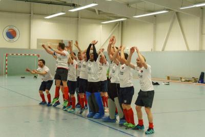 Aufstieg Regionalliga Halle 18 / 19
